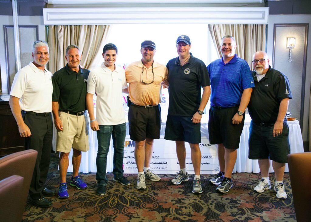 Adel, Claude, Brandon, Bradl Anderson, John Clark, Craig Orenstein, Greg Oxfeld