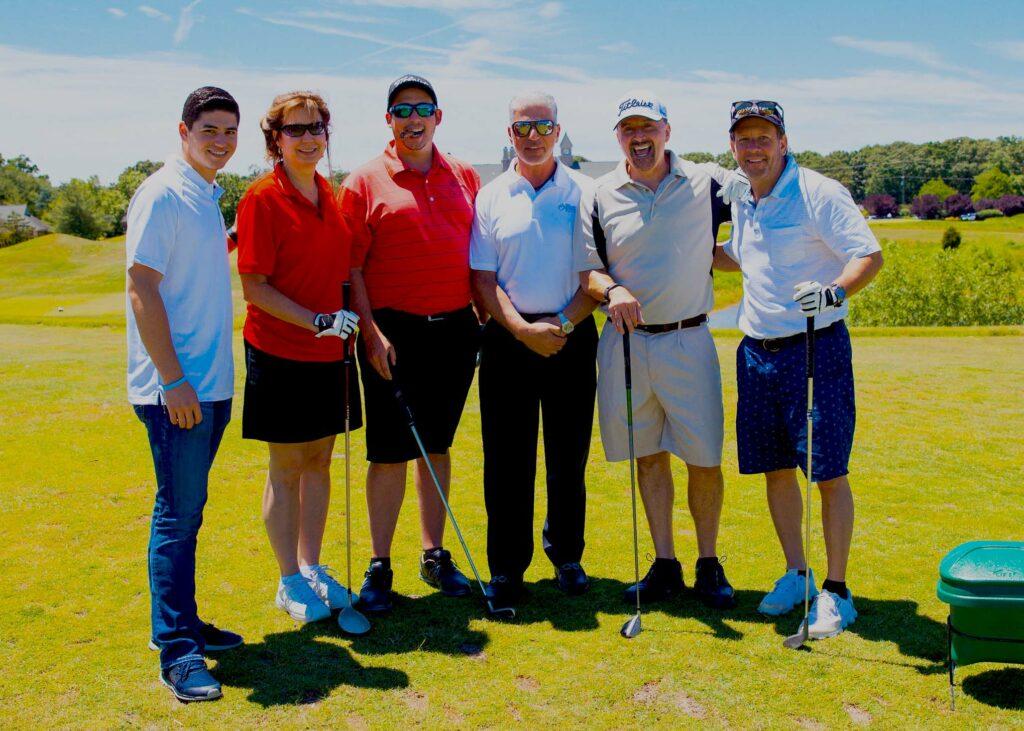 Joe Malone, Patricia Rusak, Joe Malone Jr., Bob Bond + FS